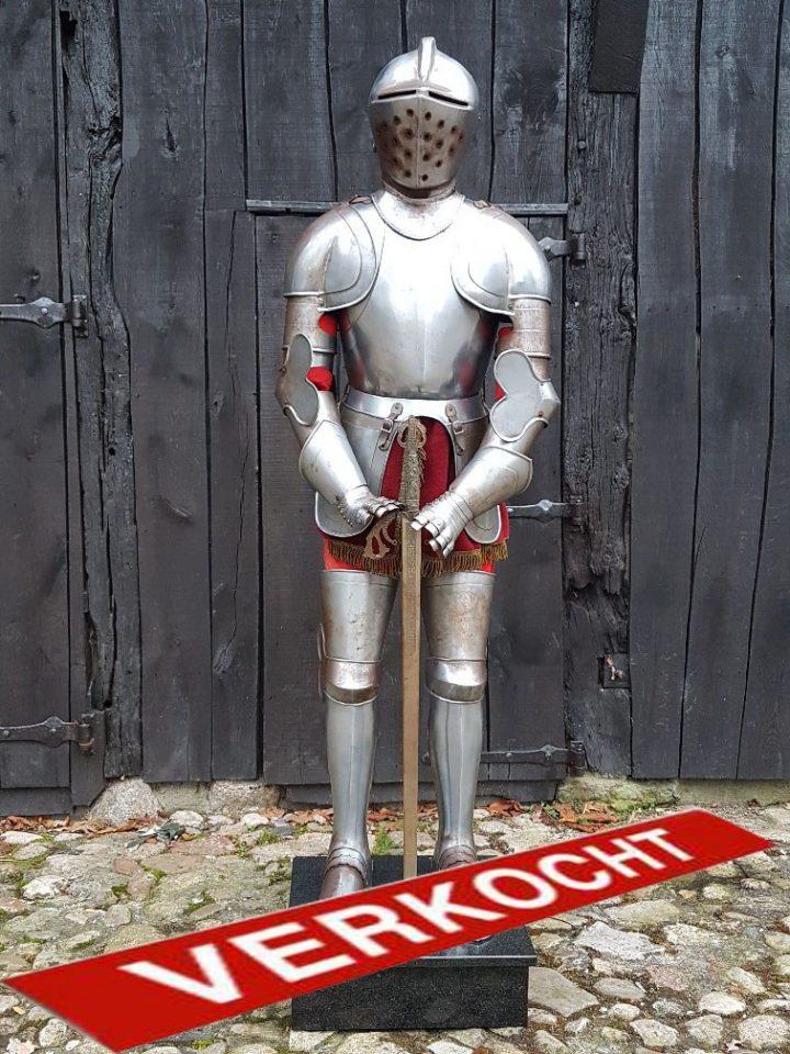 Mittelalter Ritter Rustung