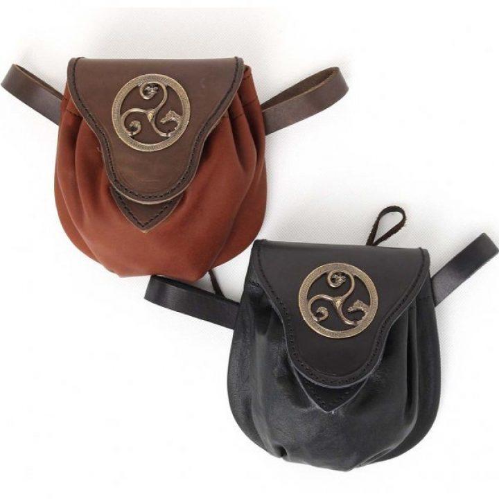 Keltische tas met Triskel