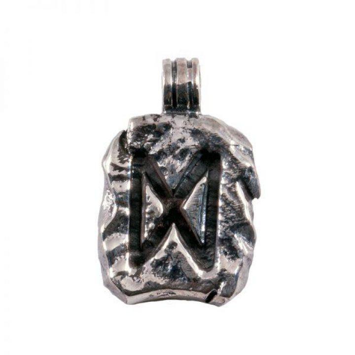 Wikinger Rune Silber
