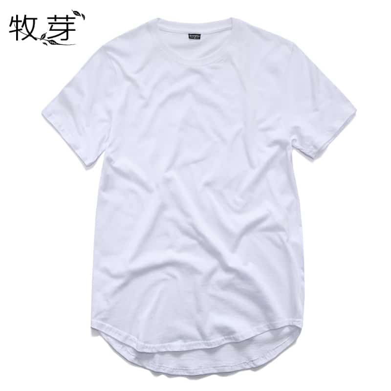 Streetwear Extended Kanye West T-shirt