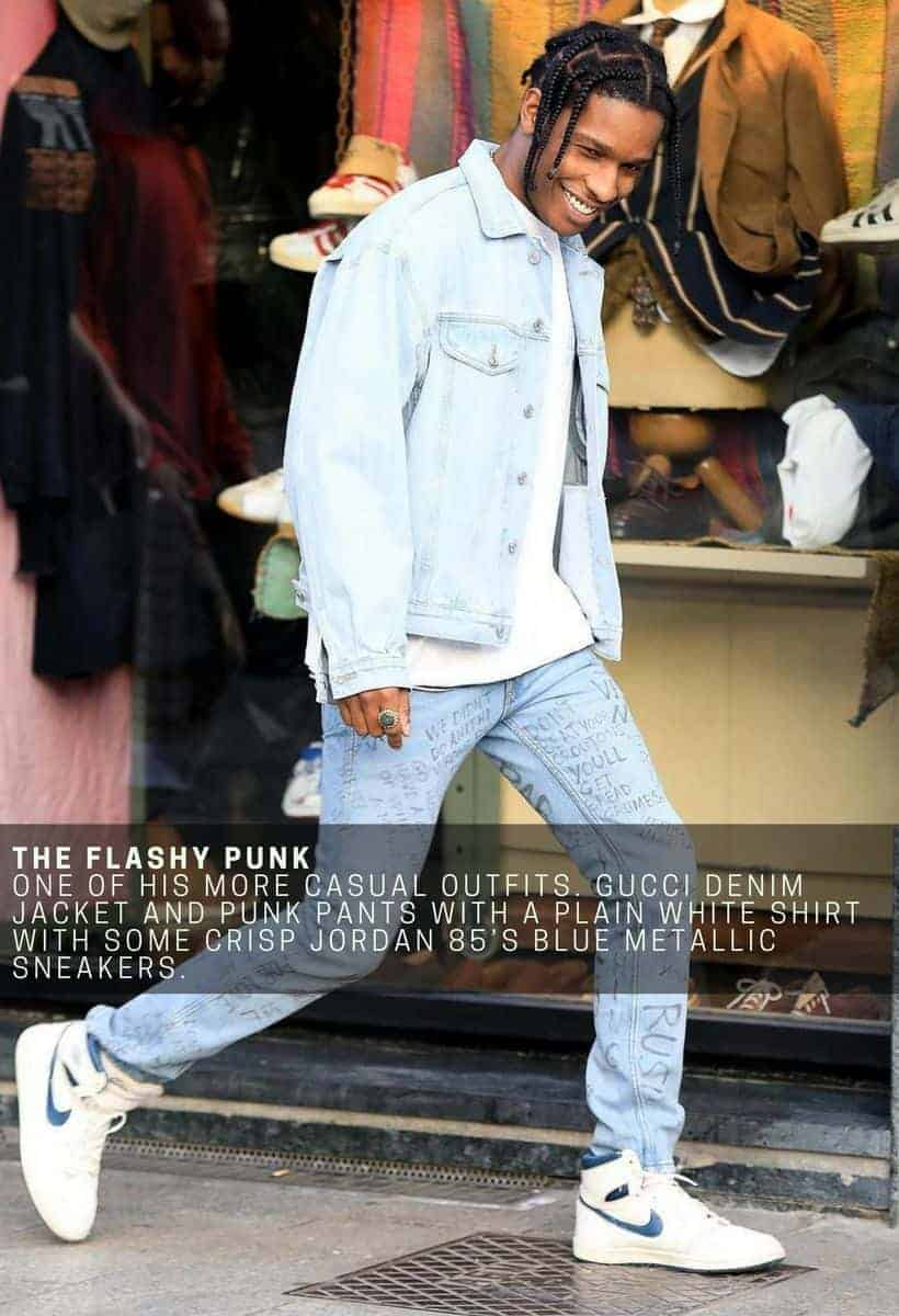 e1d8f7c4d How To Dress Like ASAP Rocky - Draped Up Draped Up