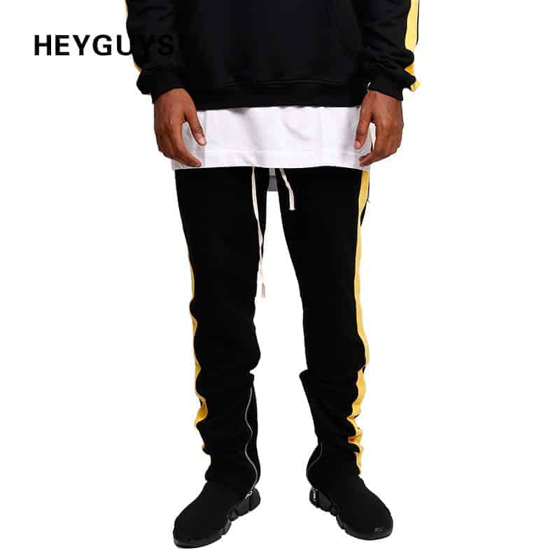 HEYGUYS Casual Streetwear Sweatpants