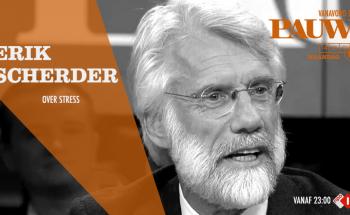 Video: wat is stress Erik Scherder legt het uit in Pauw