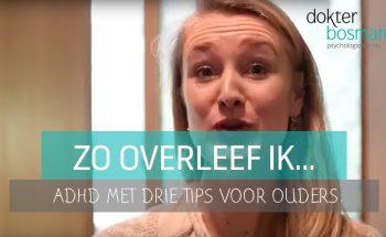 Vlog: Zo overleef ik... ADHD