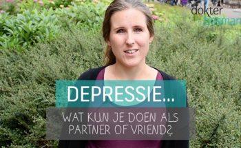 Depressie vriend partner