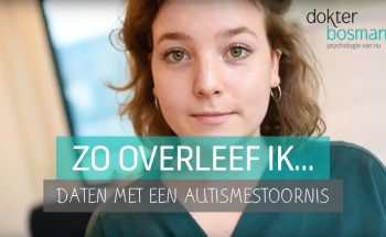 Vlog: Zo overleef ik... daten met een autismestoornis