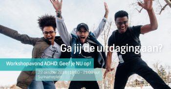 ADHD-workshops