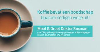Meet & Greet Dokter Bosman