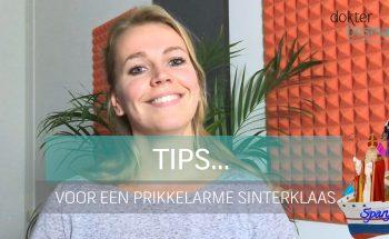Vlog: Tips... voor een prikkelarm Sinterklaasfeest