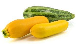 Zucchini yellow squash