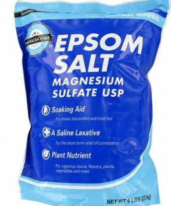 23 Proven Benefits of Epsom Salt : Health & Beauty