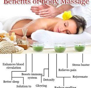 Benefits of Full Body Massage