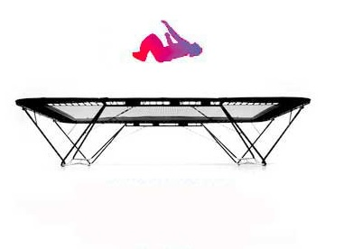 19 Health Benefits of Trampolining : Bone – Health