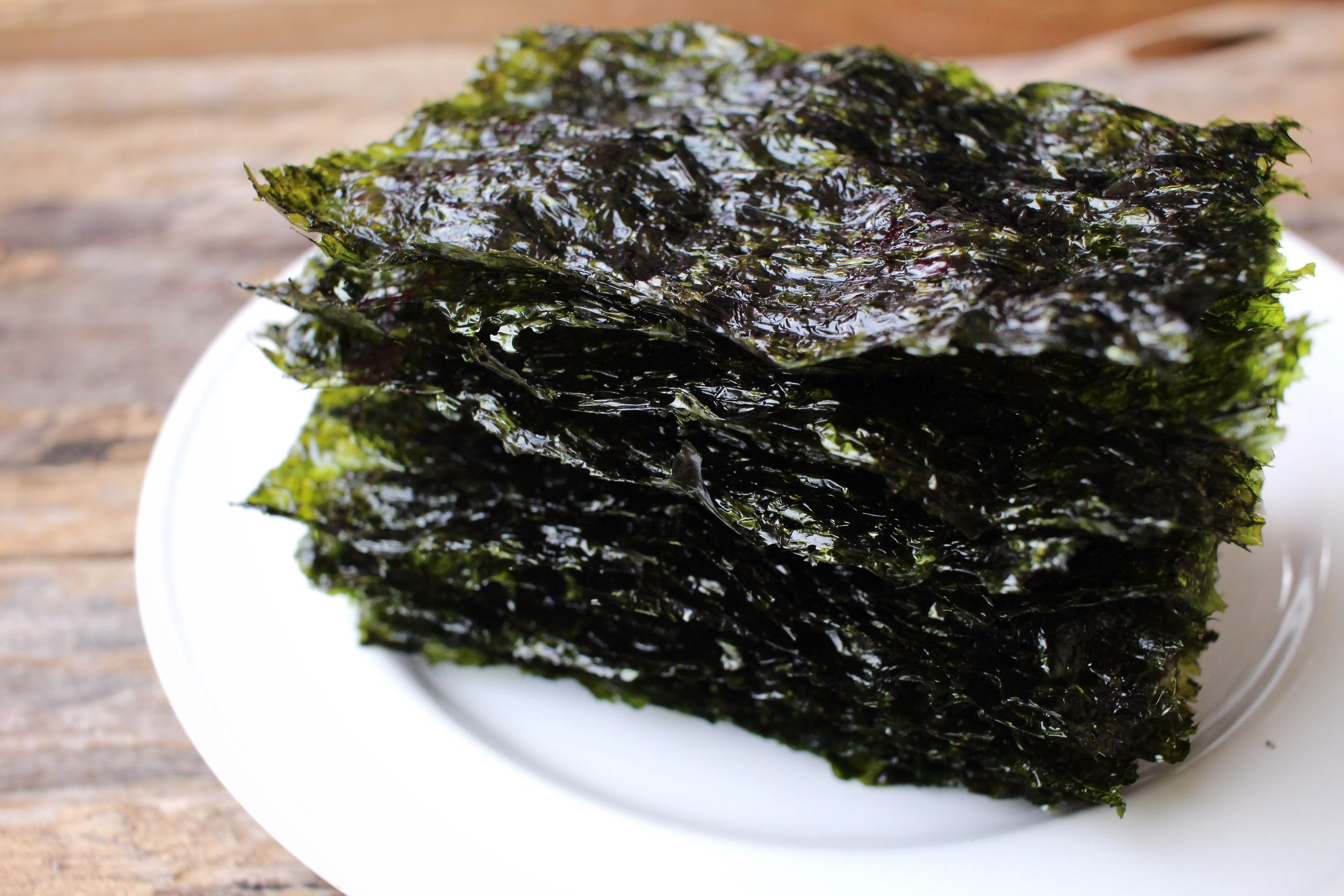 Image result for roasted seaweed