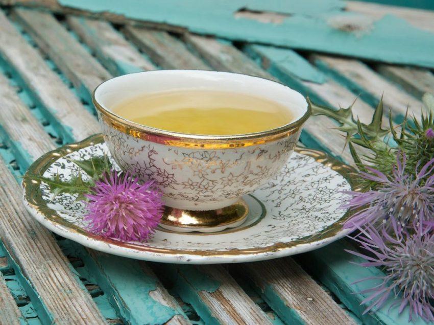 20 Health Benefits of Milk Thistle Tea (No.6 Works)
