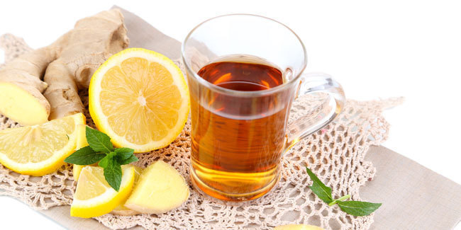 10 Health Benefits of Lemon Ginger Water for Losing Weight