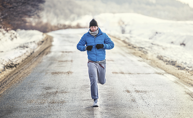 7 Excellent Health Benefits of Running in Cold Weather