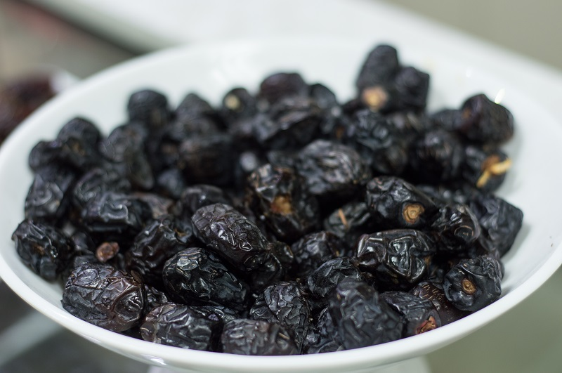 10 Health Benefits of Chinese Black Dates