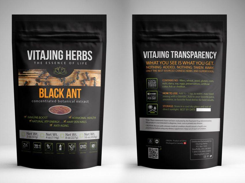 12 Miraculous Health Benefits of Black Ant Powder
