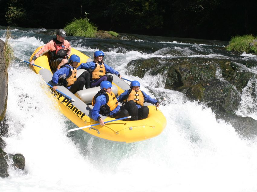 18 Health Benefits Of White Water Rafting for Mental Health