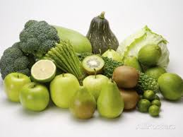 10 Health Benefits of Green Fruits and Vegetables