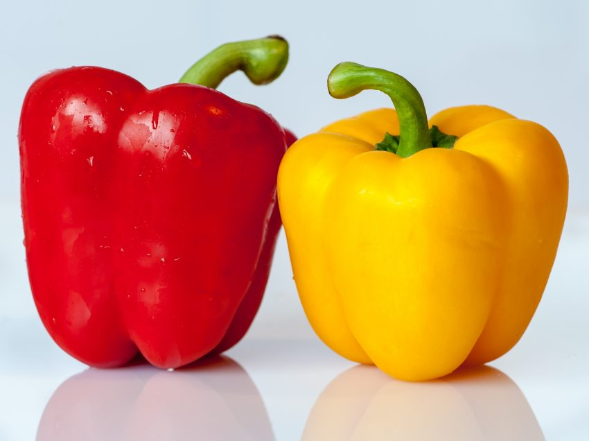 14 Proven Health Benefits of Yellow and Red Capsicum