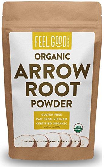 All Unexpected Benefits of Arrowroot Powder in Deodorant