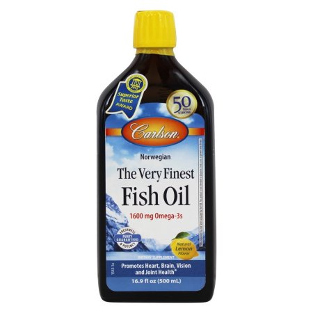 12 Powerful Health Benefits of Carlson Fish Oil You Should Know