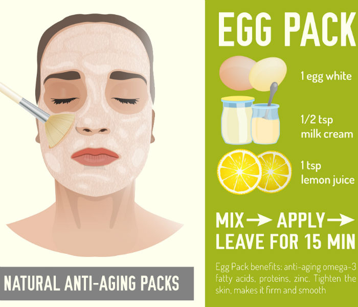 12 Health Benefits of Egg White on Face #1 Top Beauty Tricks
