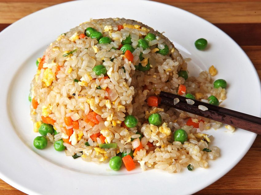 10 Health Benefits of Fried Rice #1 Unexpected