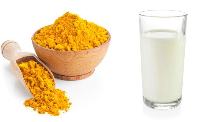 15 Health Benefits of Drink Milk with Turmeric Powder