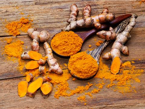 turmeric for bones