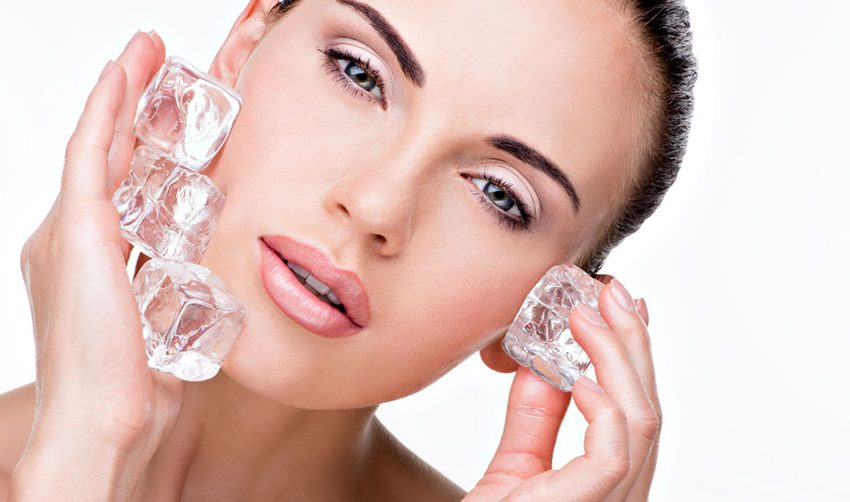 5 Health Benefits of Ice Cubes for Face #1 Beauty Tips