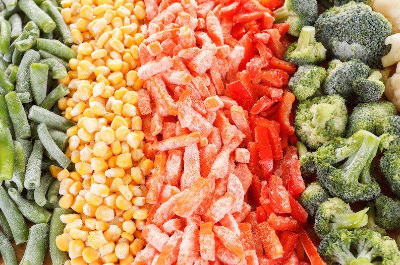 12 Health Benefits of Mixed Frozen Vegetables