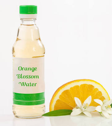 15 Mirocolous Benefits Of Orange Blossom Water On Skin