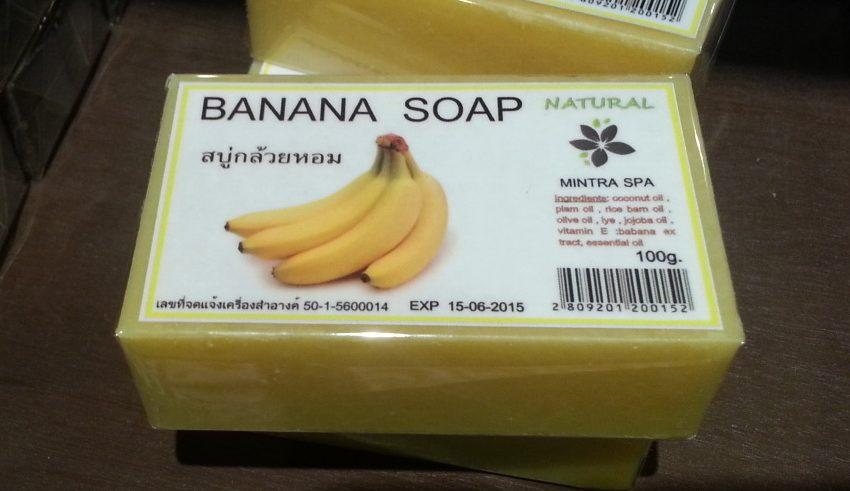 10 Unpredictable Benefits of Banana Soap