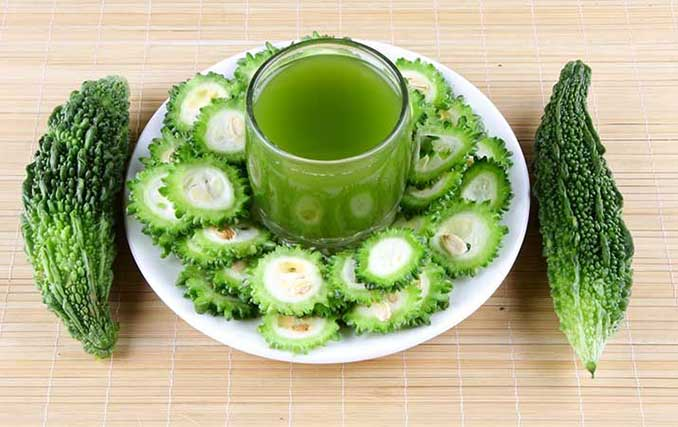 10 Beauty Benefits of Bitter Gourd Juice #For Anti-Aging