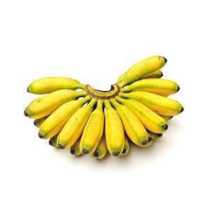 15 Interesting Health Benefits of Baby Banana For Children Growth