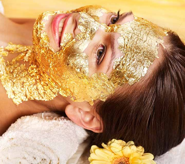 15 Benefits of Gold for Skin Care #New Beauty Hacks!
