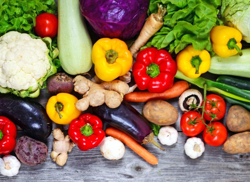 20 Health Benefits of Eating 5 Portions of Fruit and Veg in a Day