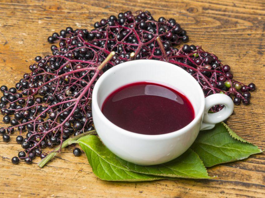 10 Health Benefits of Elderberry Tea #Rich of Nutrients