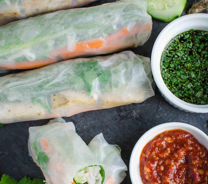 Amazing Health Benefits of Vietnamese Spring Rolls
