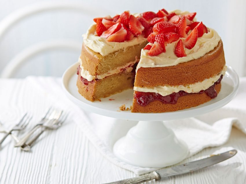 10 Unbelievable Health Benefits of Eating Cake Everyday