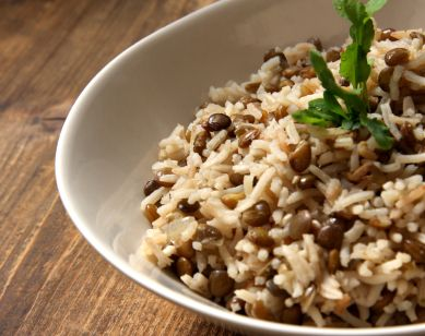 22 Surprising Health Benefits of Rice and Lentils Everyday