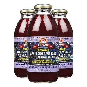 11 Health Benefits of Grape Juice and Apple Cider Vinegar to Reduce Stress