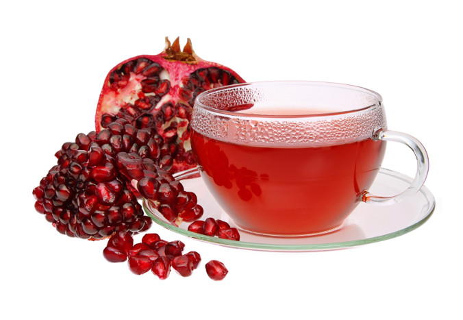 16 Excellent Health Benefits of White Tea and Pomegranate