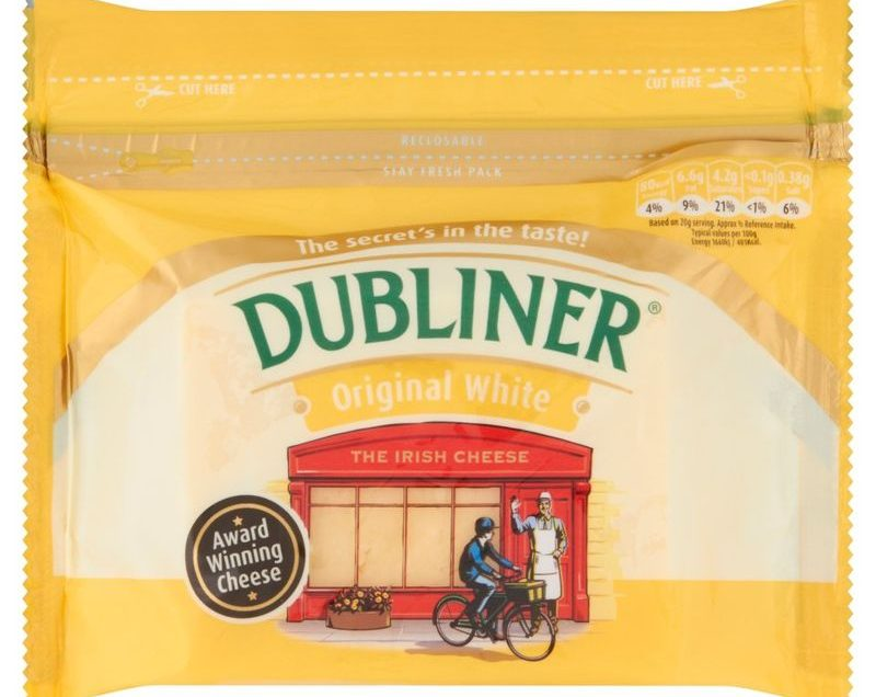 Impressive Health Benefits of Dubliner Cheese – Nutrition Facts