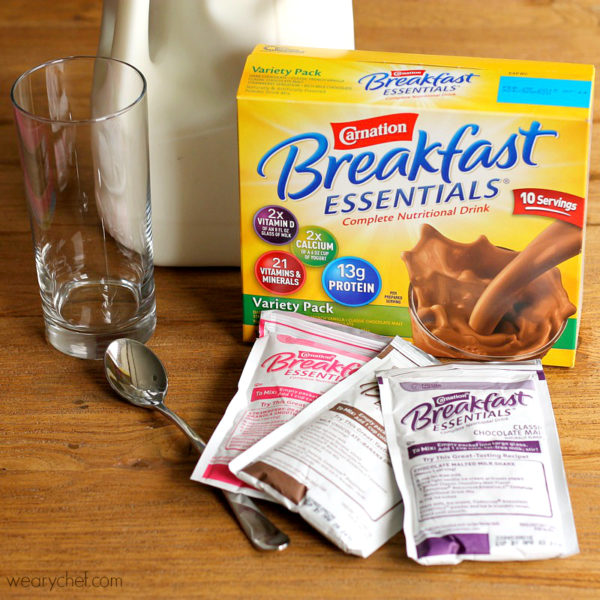 Find Out Health Benefits of Carnation Instant Breakfast Daily