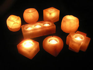 Himalayan Salt Candle Holders Health Benefits – Is It Really More Than Just Pretty Decoration?
