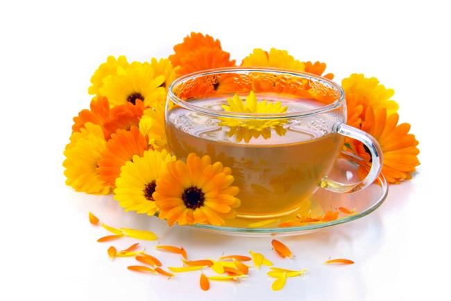 Tasty and Health Benefits of Marigold Tea – Soothing Herbal Tea